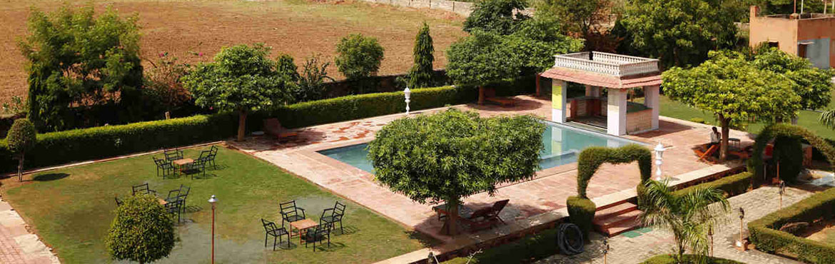 Sariska Tiger Camp,resorts near delhi ncr